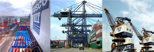 COSCO-HIT Terminals (Hong Kong) Ltd's banner