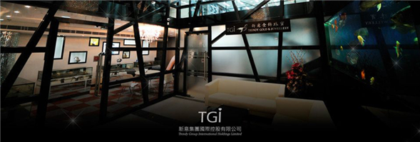 Trendy Group International Holdings Limited's banner