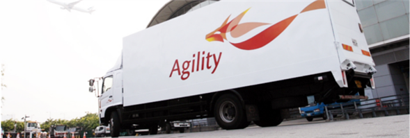 Agility Logistics Ltd's banner