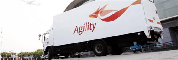Agility Logistics Ltd's banner