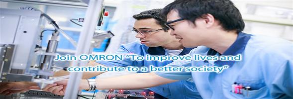 Omron Hong Kong Limited's banner