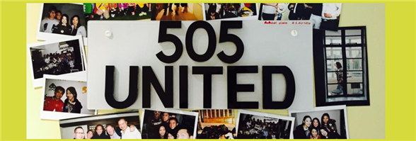 505 United Limited's banner
