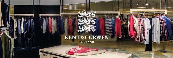 Kent & Curwen's banner