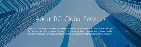 RCI Asia Pacific Limited's banner