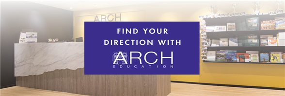 ARCH Education Center's banner