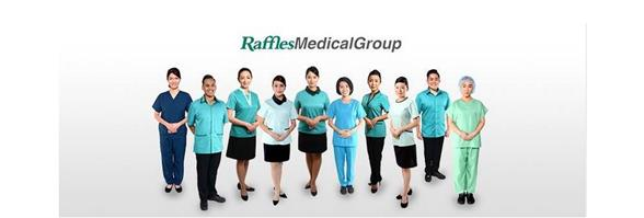 Raffles Medical Group (Hong Kong) Limited's banner