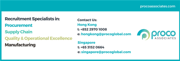 Proco Global (HK) Limited's banner