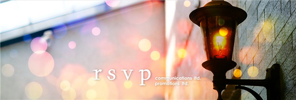 RSVP Communications Limited's banner