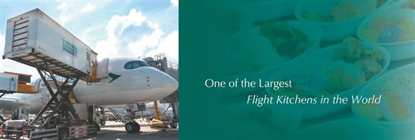 Cathay Pacific Catering Services (H.K.) Limited's banner