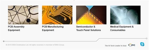 WKK Technology Limited's banner