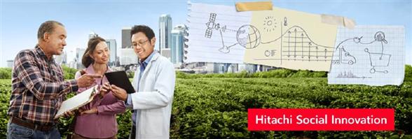 Hitachi (HK) Ltd's banner