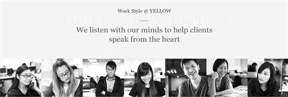 Yellow Creative (HK) Limited's banner