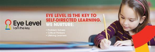 Eye Level Elite Education Center's banner