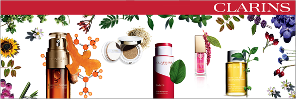 Clarins Limited's banner