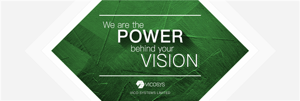 Vico Systems Limited's banner