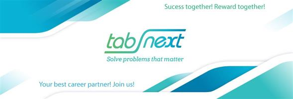 Tab Next Limited's banner