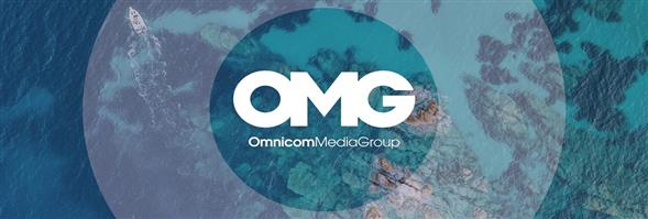Omnicom Media Group's banner