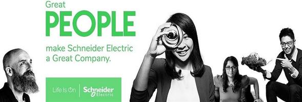 Schneider Electric (Hong Kong) Ltd's banner