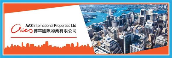 AAS International Properties Limited's banner