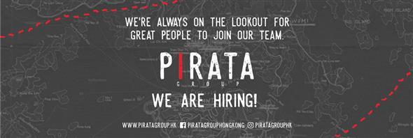 Pirata's banner
