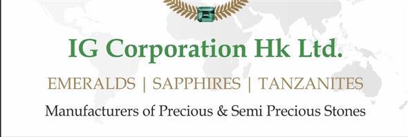 IG Corporation (HK) Limited's banner