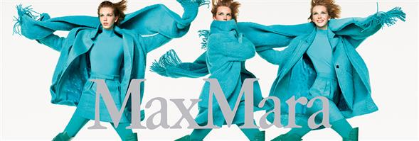 Max Mara Fashion Group's banner
