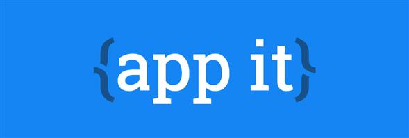 App It's banner