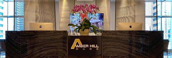 Amber Hill Capital Limited's banner