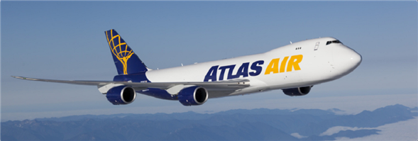 Atlas Air, Inc.'s banner