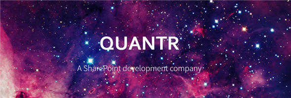 Quantr Limited's banner