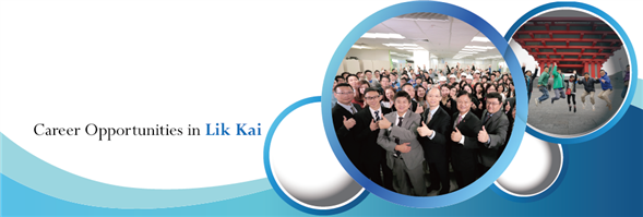 Lik Kai Engineering Company Limited's banner