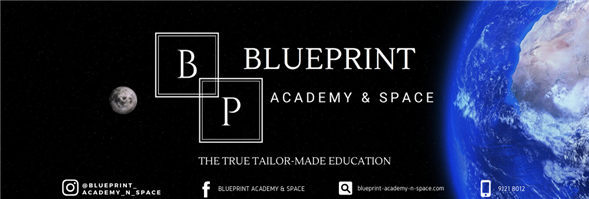Blueprint Academy & Space Limited's banner