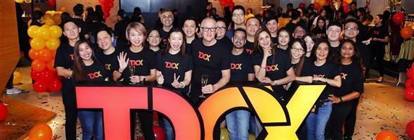 TDCX (MY) Sdn. Bhd.'s banner