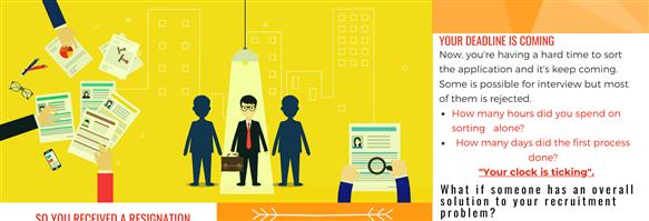I-Proactive Recruitment Consultant Company's banner