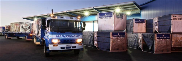 Mainfreight Hong Kong Limited's banner
