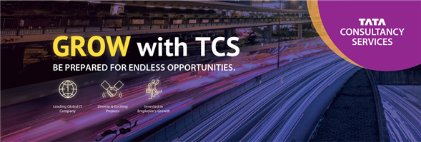 Tata Consultancy Services Limited's banner