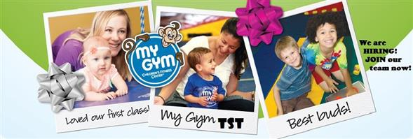 My Gym Children's Fitness Center's banner