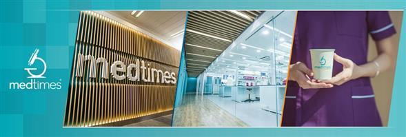 Medtimes Medical Group Limited's banner