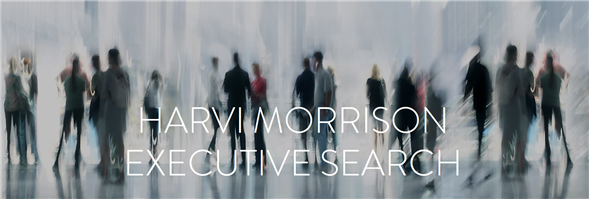 Harvi Morrison Executive Search's banner