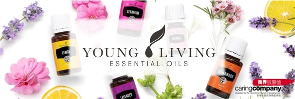 Young Living Hong Kong Limited's banner