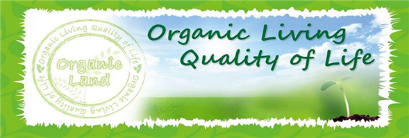 Organic Land Company Limited's banner