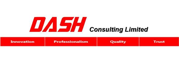 DASH CONSULTING LIMITED's banner