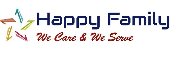 Happy Family's banner