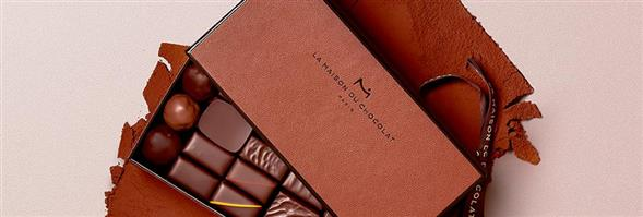 La Maison du Chocolat Hong Kong's banner