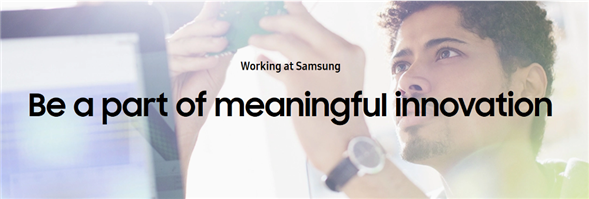 Samsung Electronics HK Co Ltd's banner