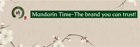 Mandarin Time International Limited's banner