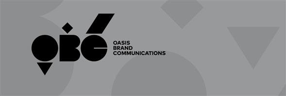 Oasis Brand Communications Company Limited's banner