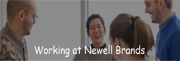 Newell Rubbermaid Asia Pacific Limited's banner