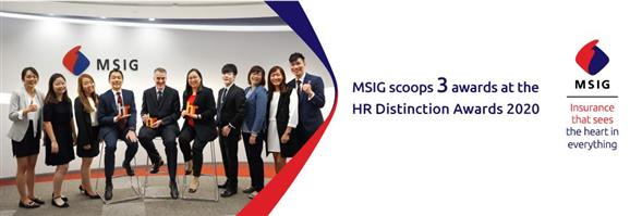 MSIG Insurance (Hong Kong) Limited's banner