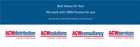 ACW Distribution (HK) Ltd's banner